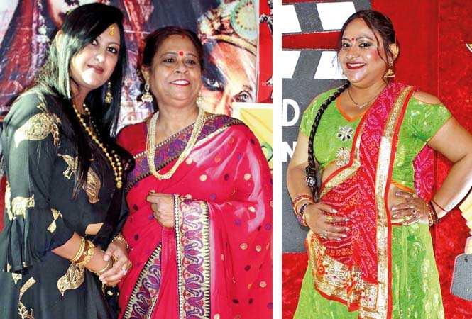 (L) Pooja and Mamata (R) Priya Mishra (BCCL/ Arvind Kumar)