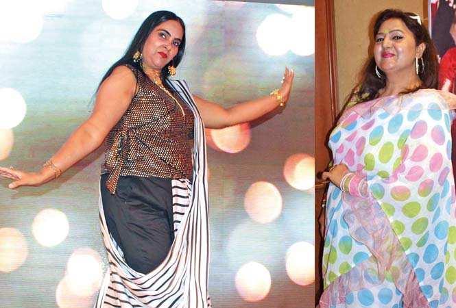 (L) Rashmi Roy (R) Rishika (BCCL/ Arvind Kumar)