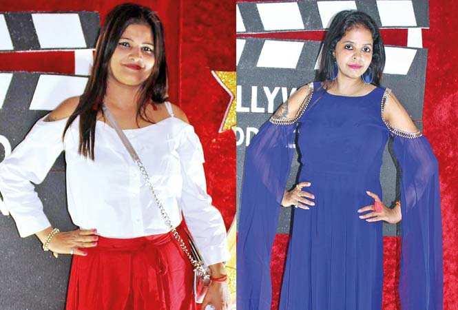(L) Sangeeta (R) Shweta Singh (BCCL/ Arvind Kumar)