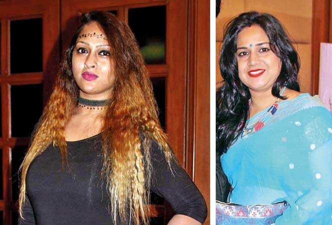 (L) Sujata (R) Anamika (BCCL/ Arvind Kumar)