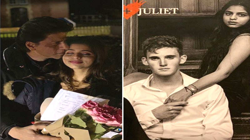 Shah Rukh Khan shares a photograph with his 'Juliet'