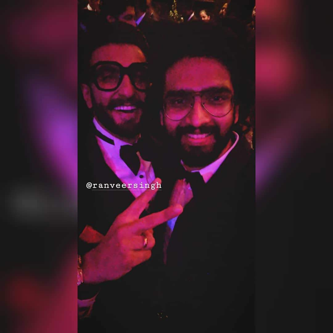 Deepika Padukone and Ranveer Singh reception Inside photos