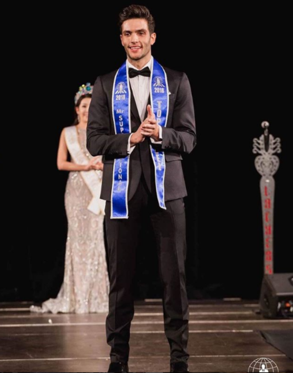 Mister Supranational 2018: Preliminary Competition Winners