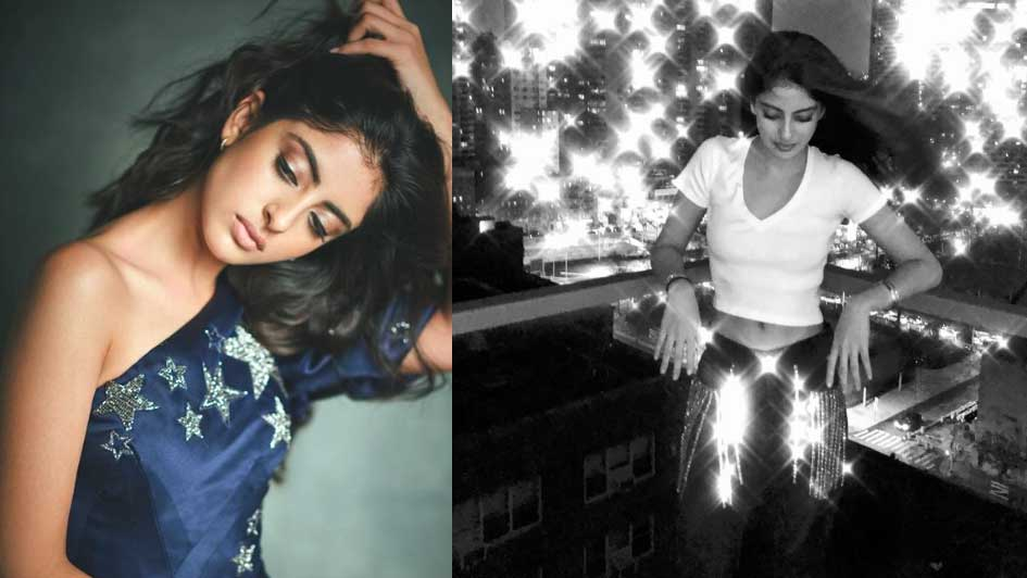 Shweta Bachchan shares a glitzy photograph of daughter Navya Naveli Nanda