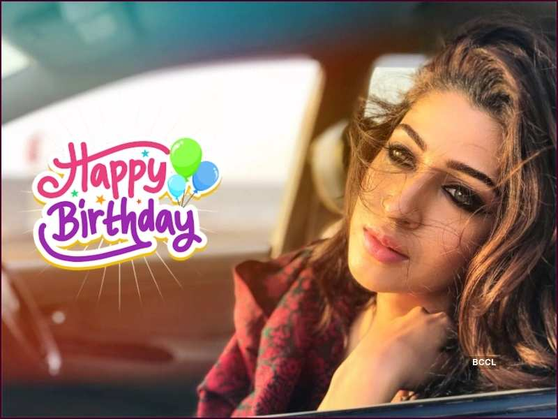 Happy Birthday Sonarika Bhadoria Dazzling Snaps Of The Jadoogadu Beauty