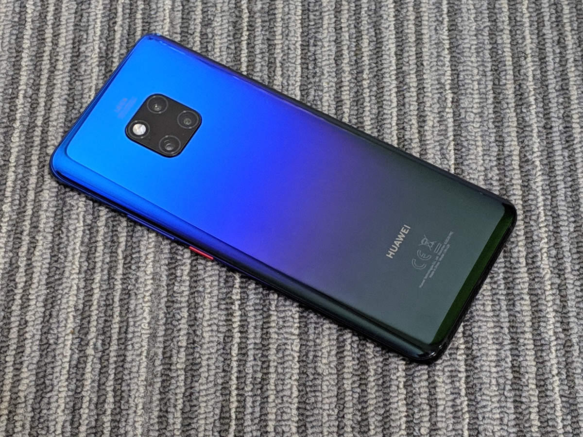 Huawei Mate 20 Pro - Price in India, Full Specifications ...