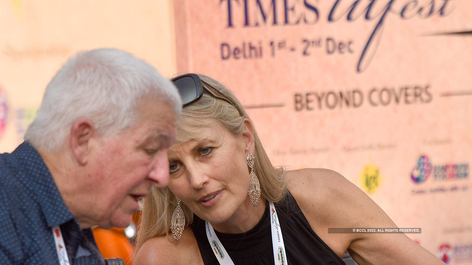 Times LitFest Delhi 2018: Literary Soirees