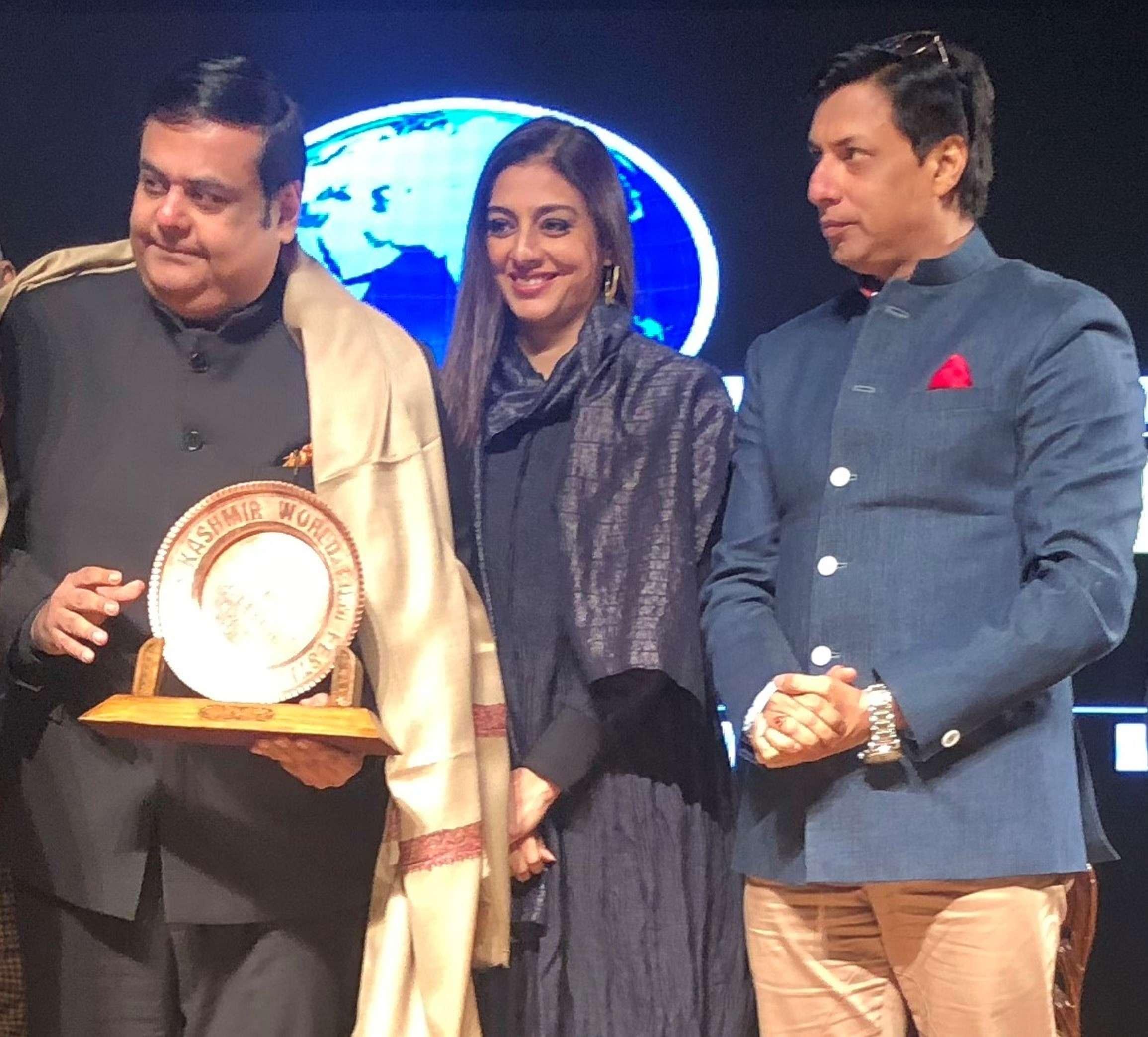 (Rahul Mittra, Tabu & Madhur Bhandarkar)