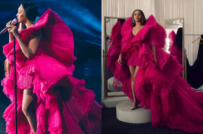 Beyonce just wore the same gown as Deepika Padukone ...