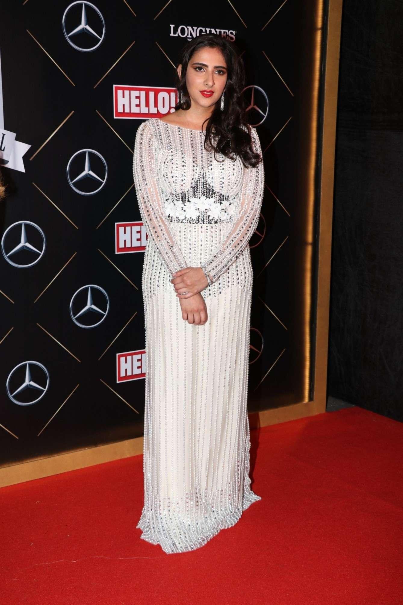 Debutant Adishree Singh
