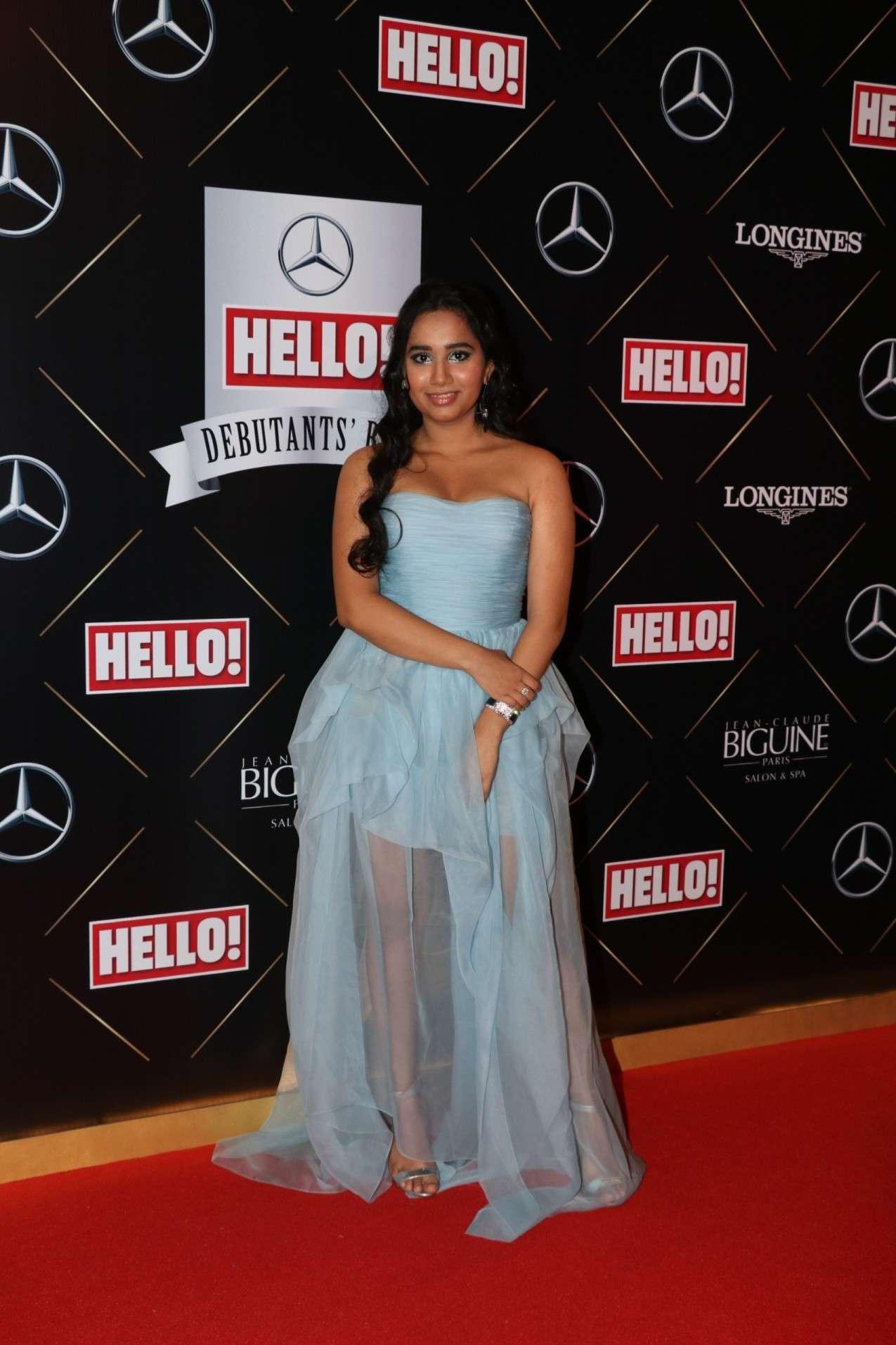 Debutant Chandni Mehta