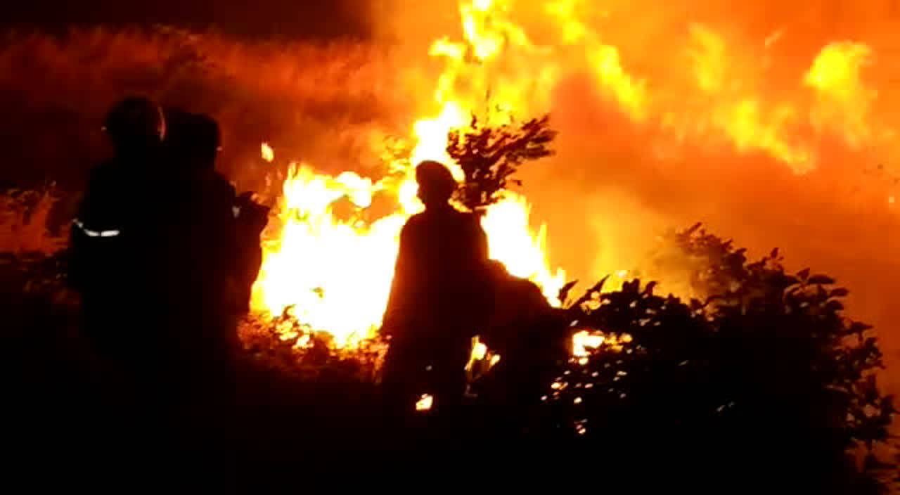 Massive fire breaks out in Dindoshi