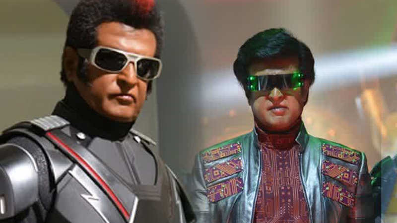 Rajinikanth's '2.0' opens with Rs 400 crore in the first weekend