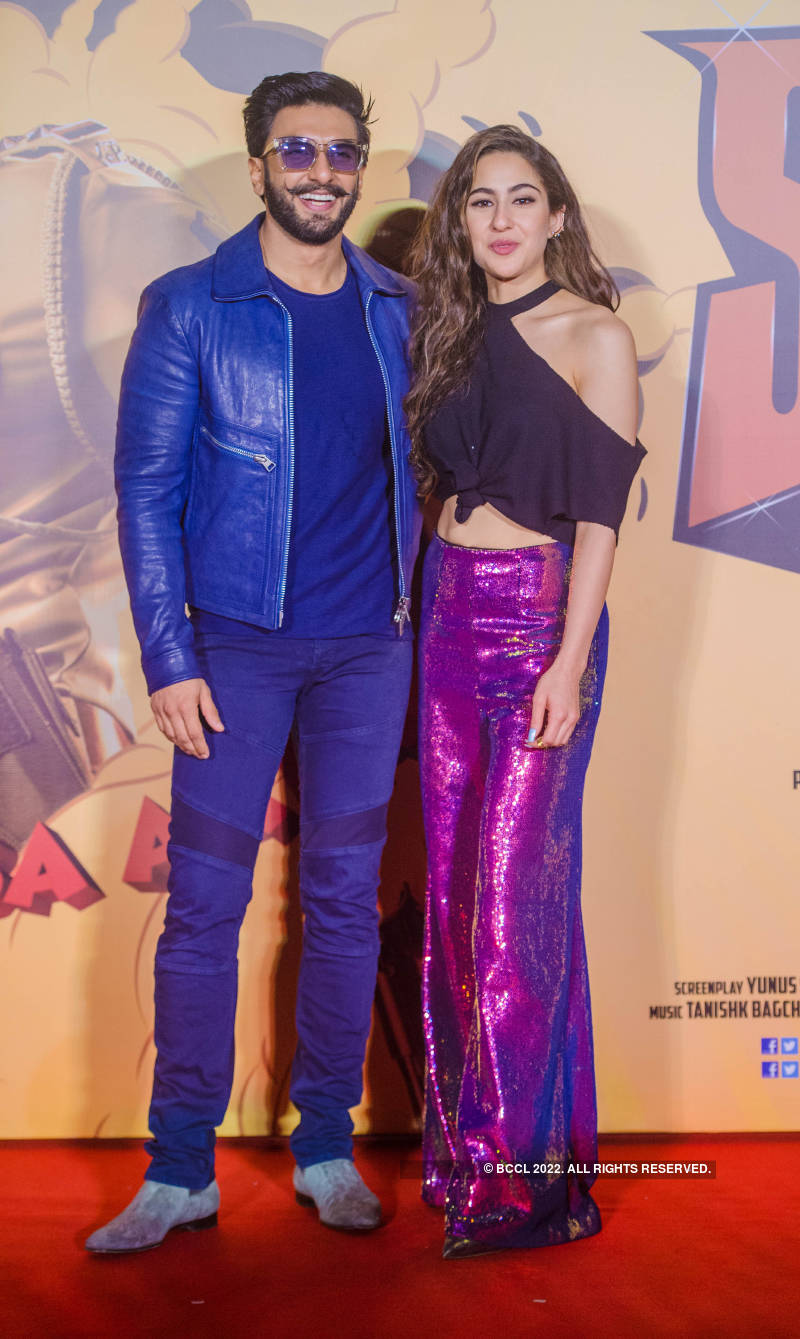 Simmba: Trailer launch