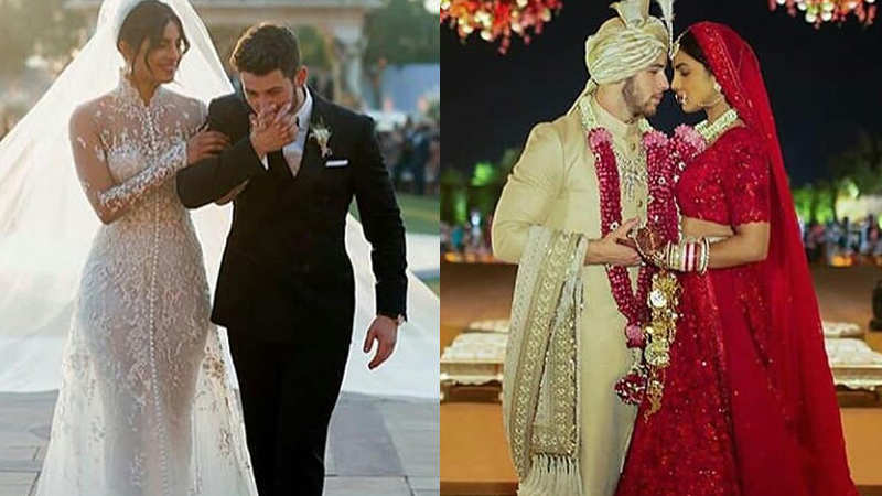 Priyanka Chopra and Nick Jonas wedding: First pictures are out