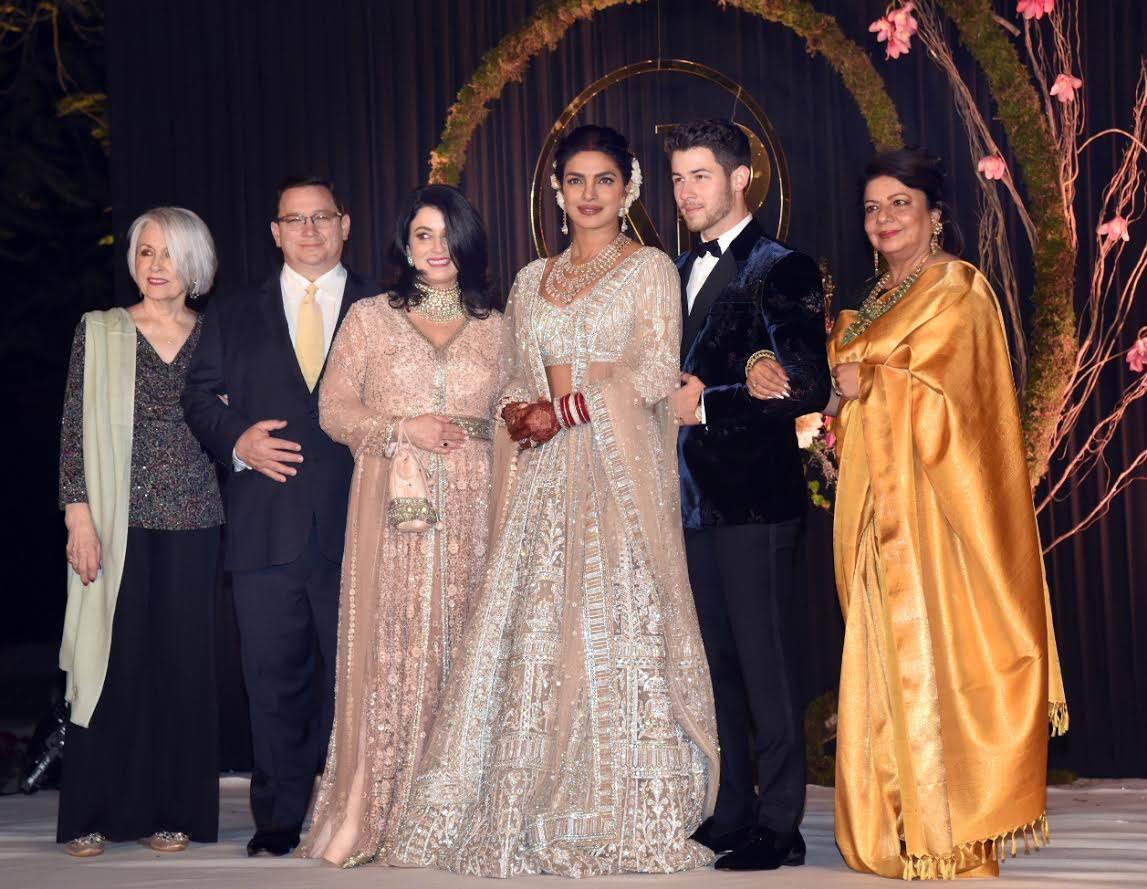 Prime Minister Narendra Modi at Priyanka Chopra and Nick Jonas wedding reception photos, images, videos