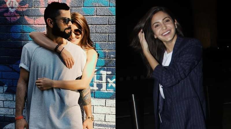 Anushka Sharma reacts to pregnancy rumours