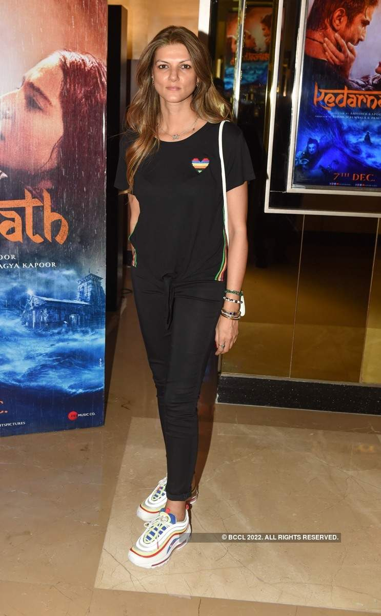 Kedarnath: Screening