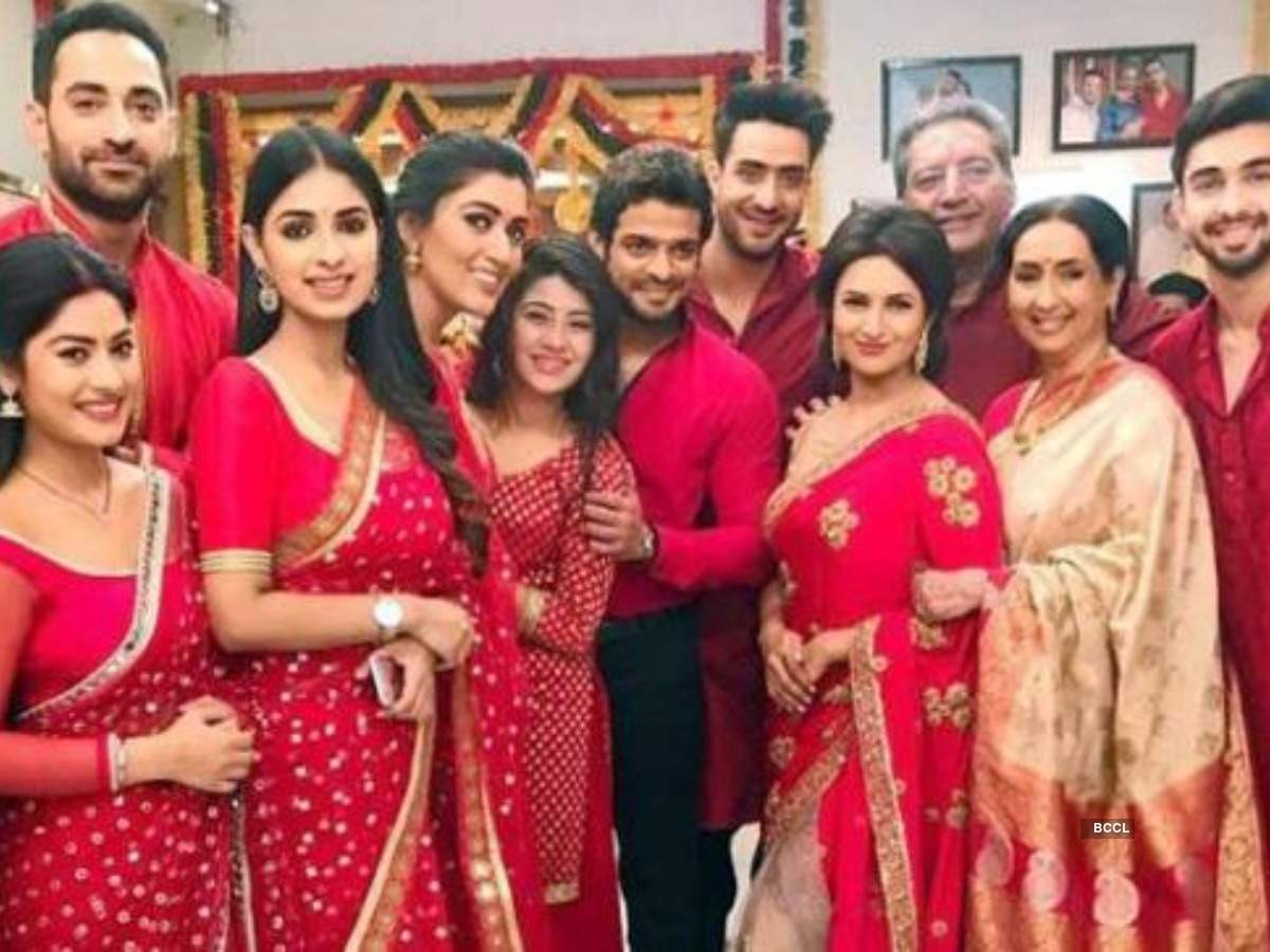 Yeh Hai Mohabbatein: How the actors started vs how they look now | The  Times of India
