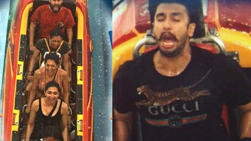 From roller coaster rides to gate-crashing by Ranveer Singh, Deepika Padukone shares her bachelorette party details
