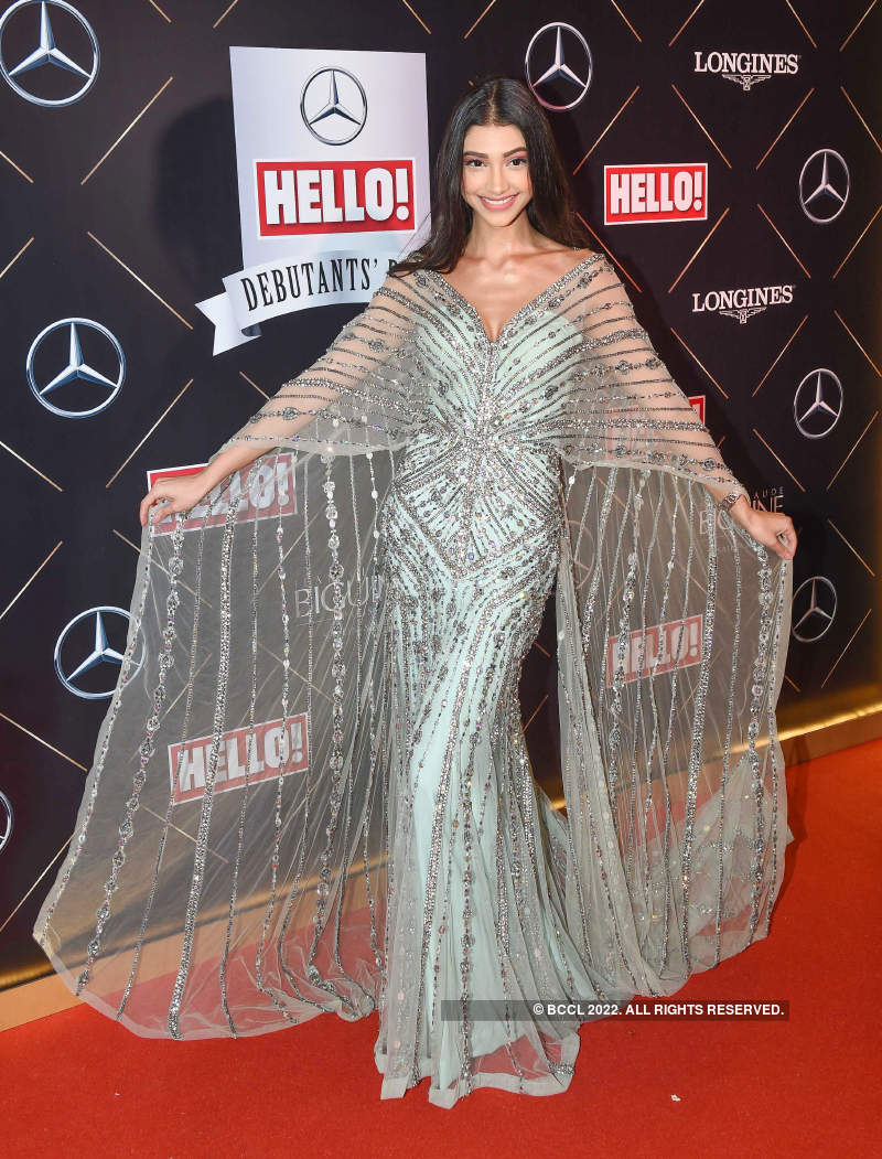 Mercedes-Benz HELLO! Debutants' Ball 2018