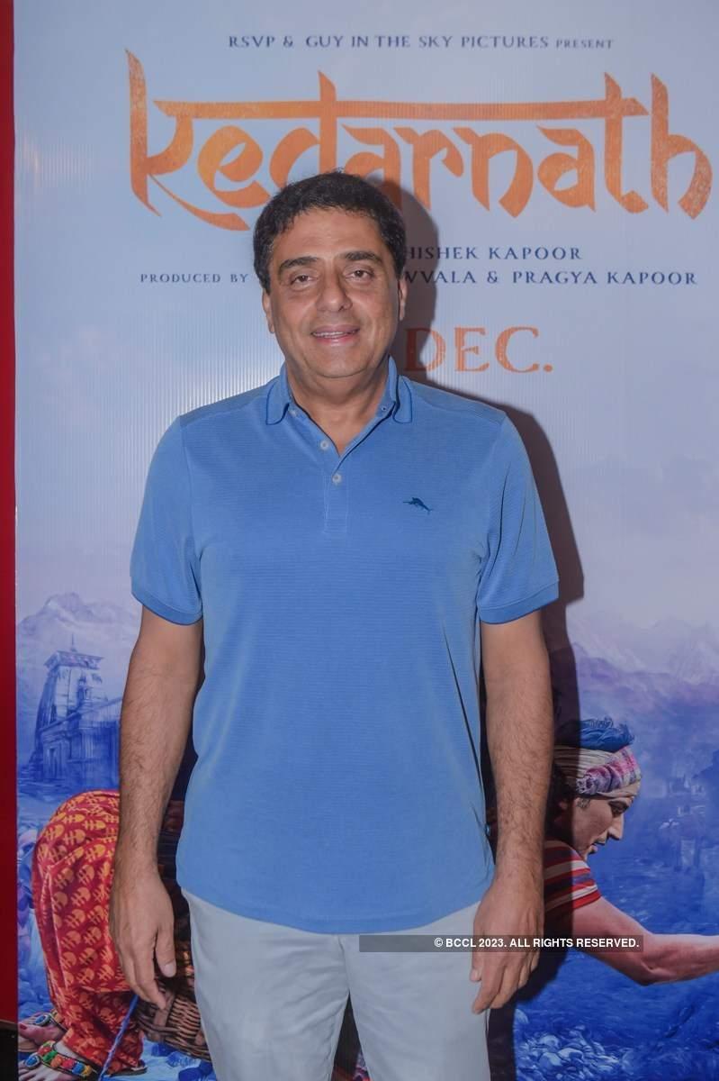 Kedarnath: Screening