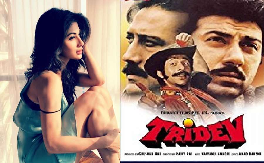 Mouni Roy to recreate Tridev song in Yash film KGF
