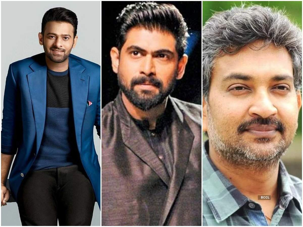 Koffee With Karan 6: Prabhas, Rana Daggubati to grace the couch with their director SS Rajamouli - Koffee With Karan 6: Here's a complete list of celebrities who will appear on Karan Johar's show  | The Times of India