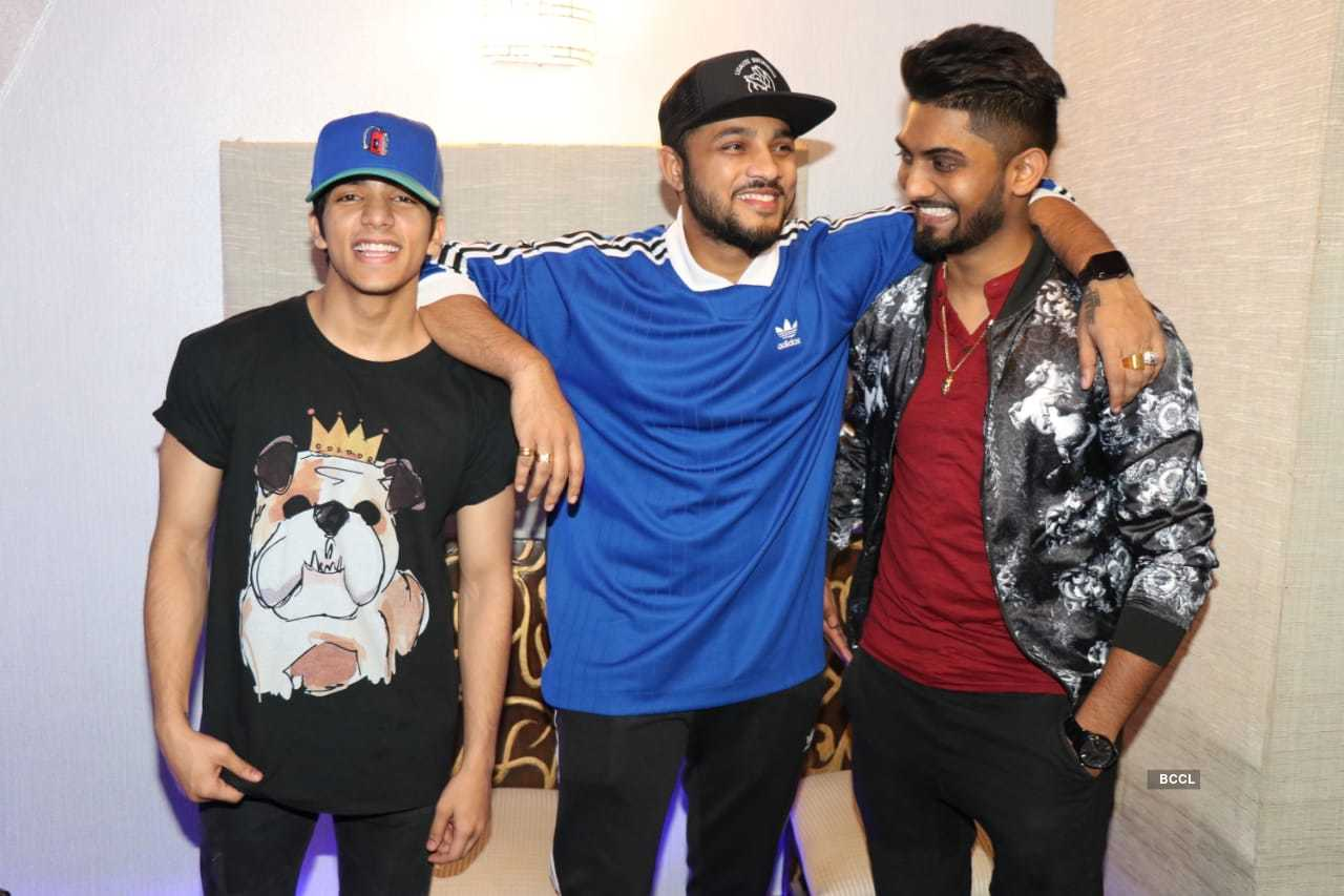 Music producer Rahul Sathu's all set to make his singing debut with Raftaar