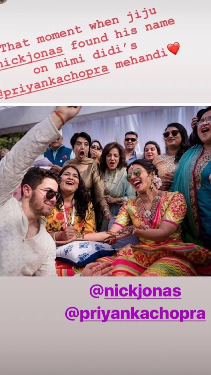 Nick Jonas - Priyanka Chopra Wedding Picture, Marriage Photo