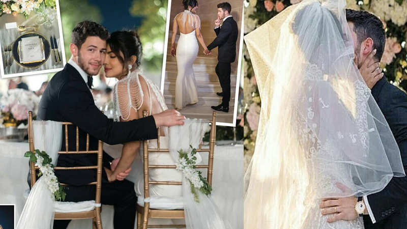 After marriage, Priyanka officially changes her name to Priyanka Chopra Jonas on social media