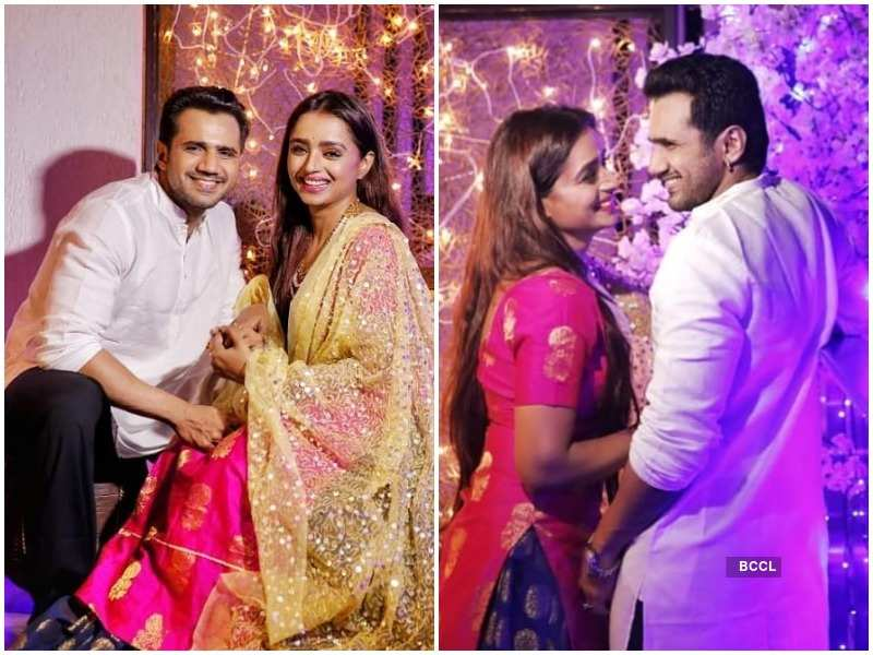 Yeh Rishta's Parul Chauhan to marry Chirag Thakkar: A look at their love story  | The Times of India