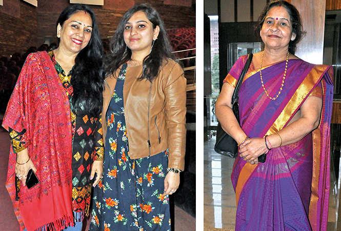 (L) Ayushi and Neeta (R) Dr Bhavna Mishra (BCCL/ AS Rathor)
