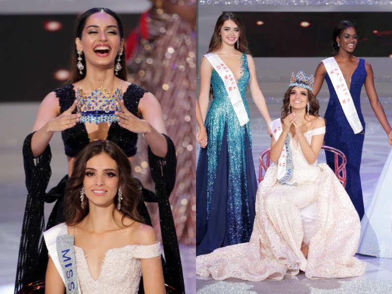 Miss World 2018 Winner Photos - Miss Mexico Venessa Ponce De Leon