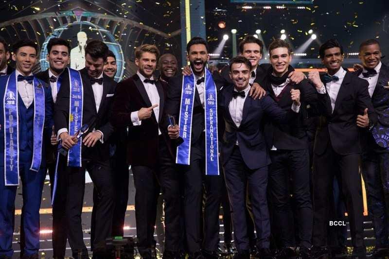 Mister Supranational 2018: Winning Moments