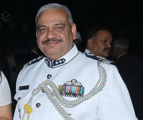 Air Vice Marshal DK Avasthi