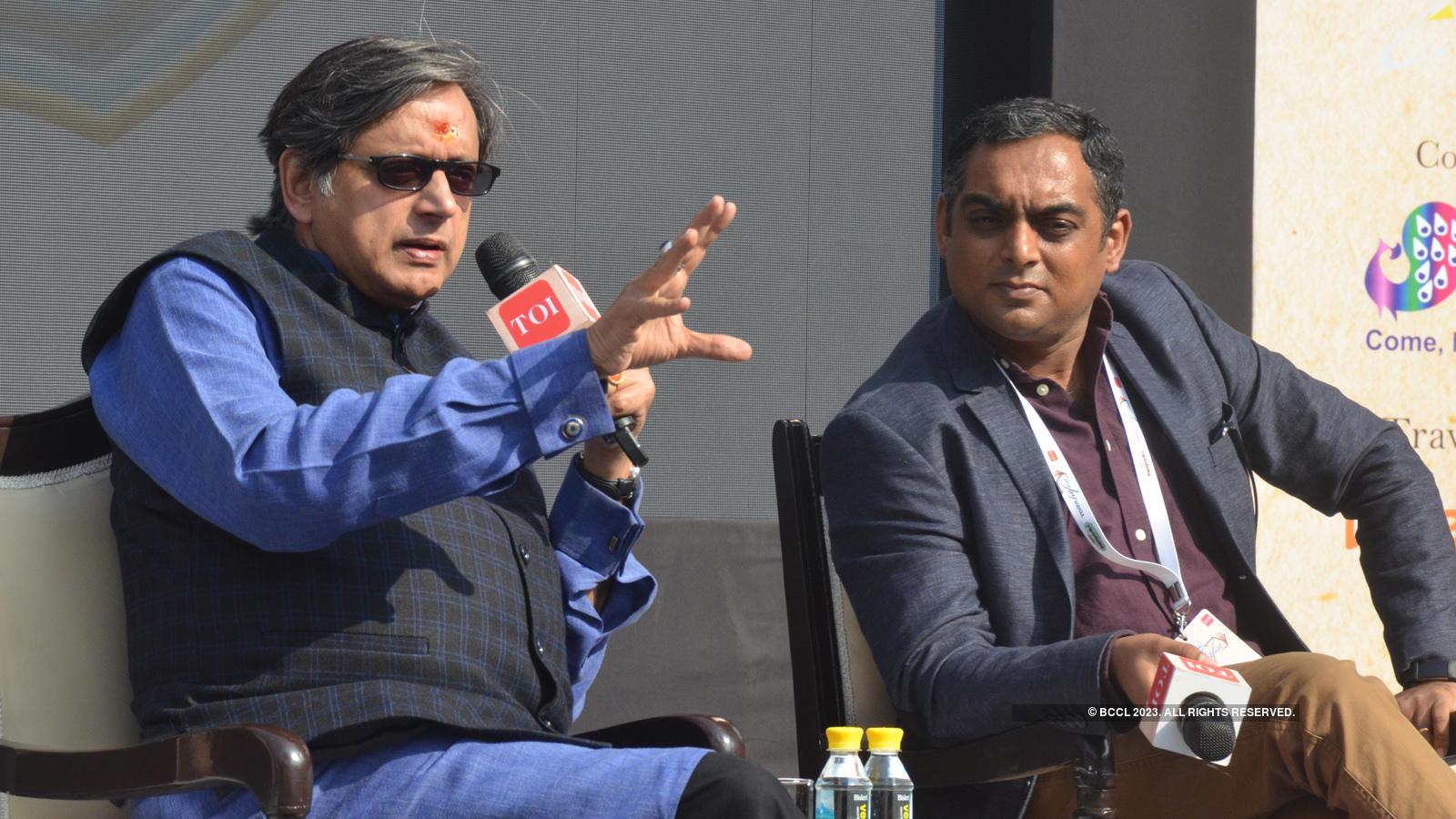 Times LitFest Delhi 2018: Day 2
