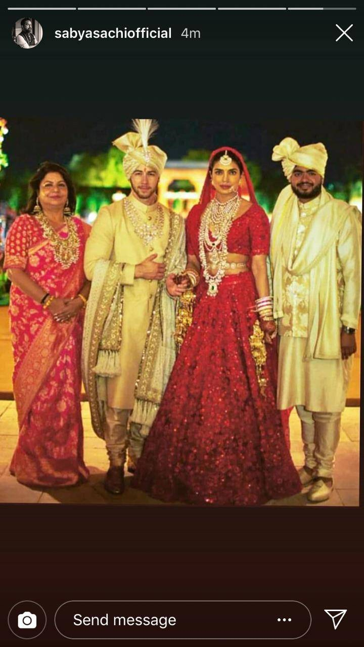 Priyanka Chopra and Nick Jonas Hindu wedding Photos, Marriage