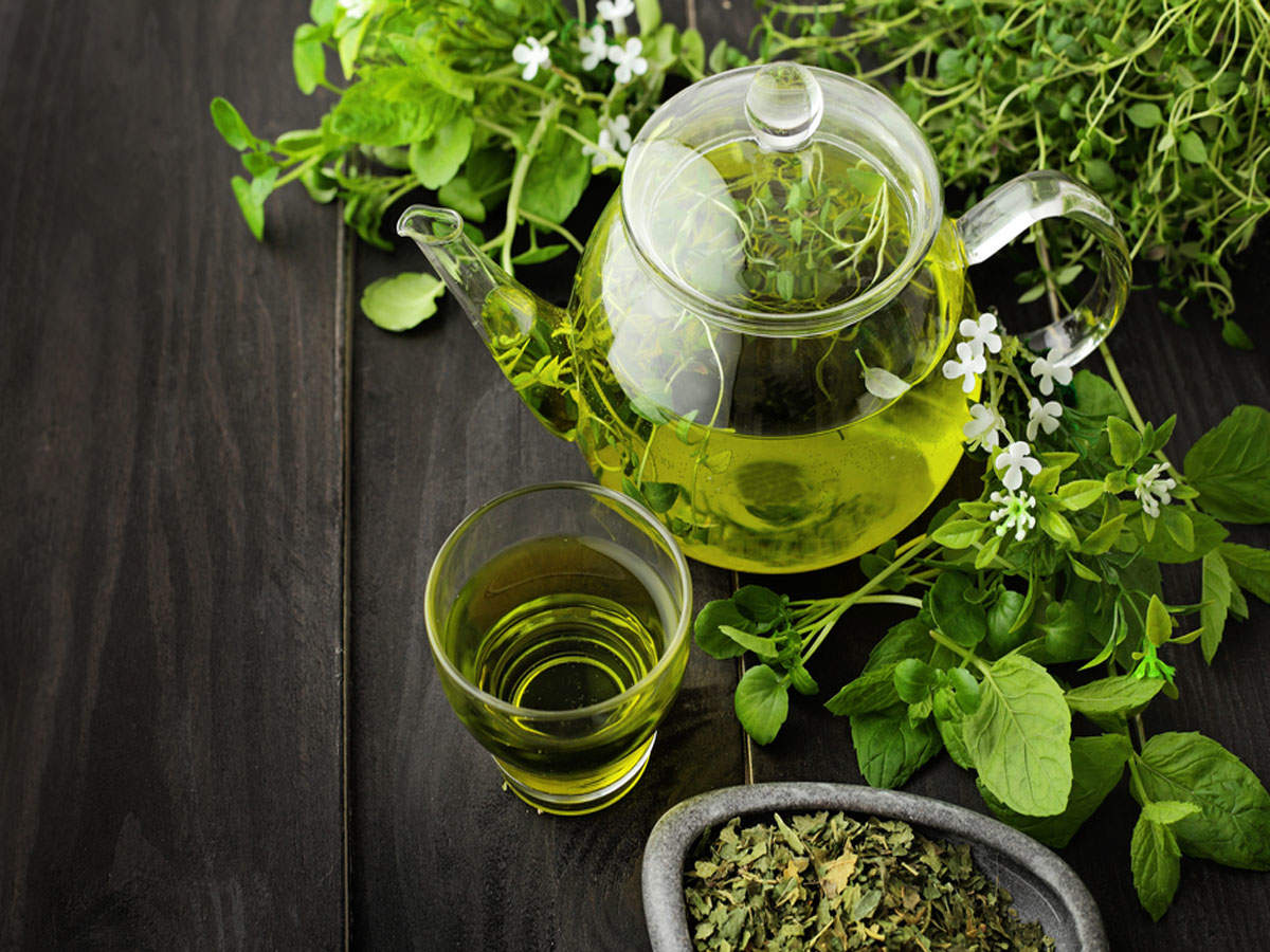 Skin benefits of Green Tea and easy face masks! - Times of India