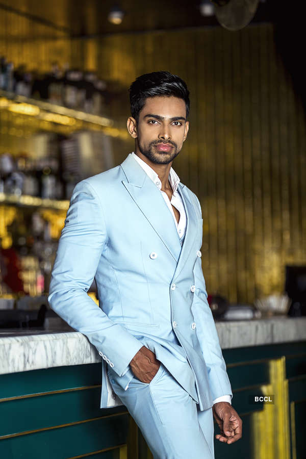 Vishnu Raj Menon looks suave in his latest photoshoot