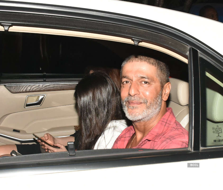 Celebs attend Deanne Pandey's birthday party
