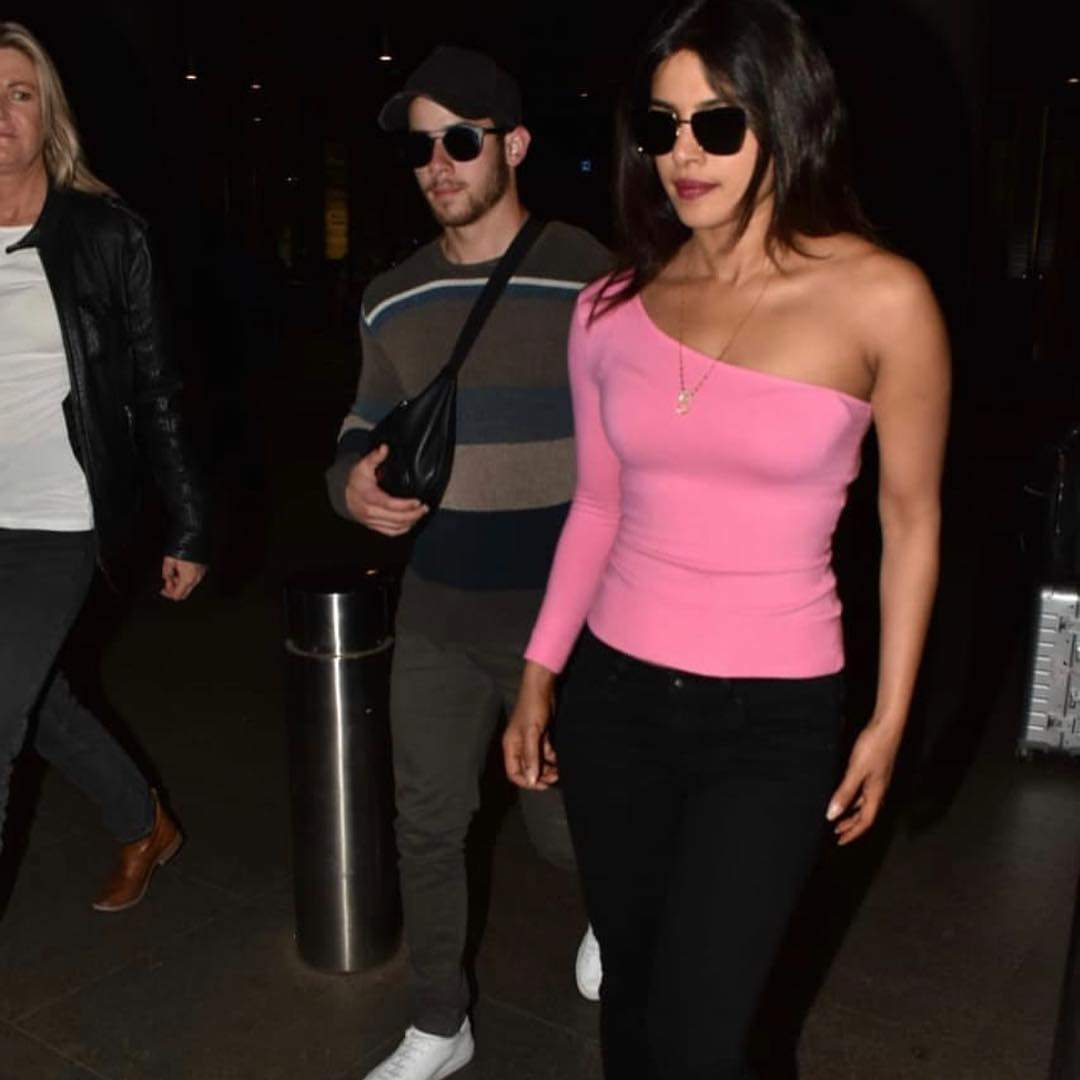 Priyanka Chopra and Nick Jonas honeymoon Photos, Images, Pictures