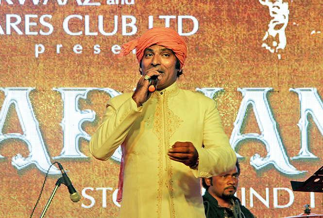 Jamal Khan (BCCL/ Arvind Kumar)