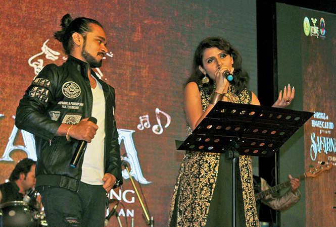 Shivam Dikshit and Shreya Mishra (BCCL/ Arvind Kumar)