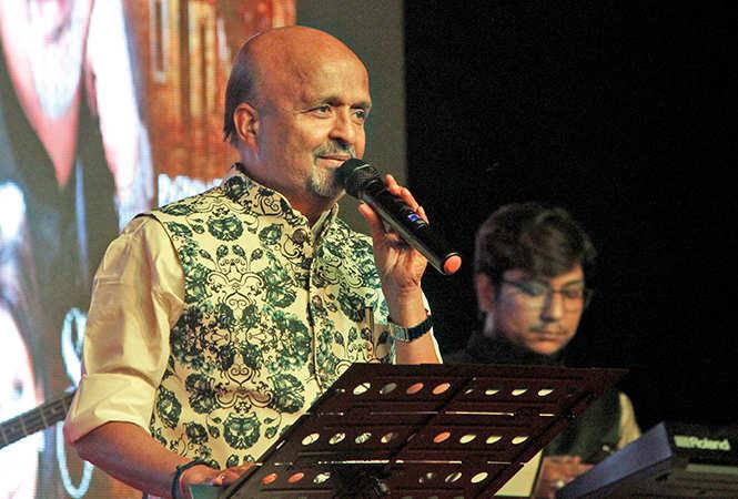 Sameer Anjaan (BCCL/ Arvind Kumar)