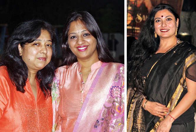 (L) Shreya and Neha (R) Ankita Khattry (BCCL/ Arvind Kumar)