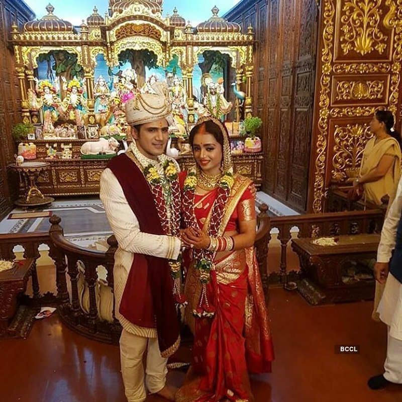 Parul Chauhan ties the knot with Chirag Thakkar