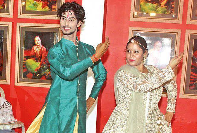 Shubham Tiwari and Smriti Mishra Tandon  (BCCL/  Aditya Yadav)