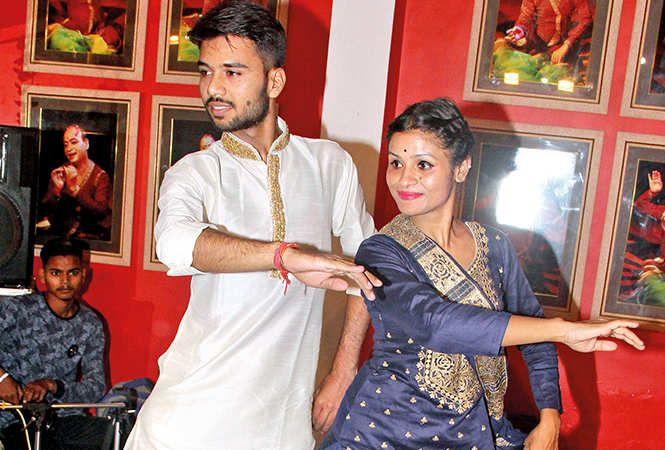Piyush Pandey and Priya Merry Chand (BCCL/  Aditya Yadav)
