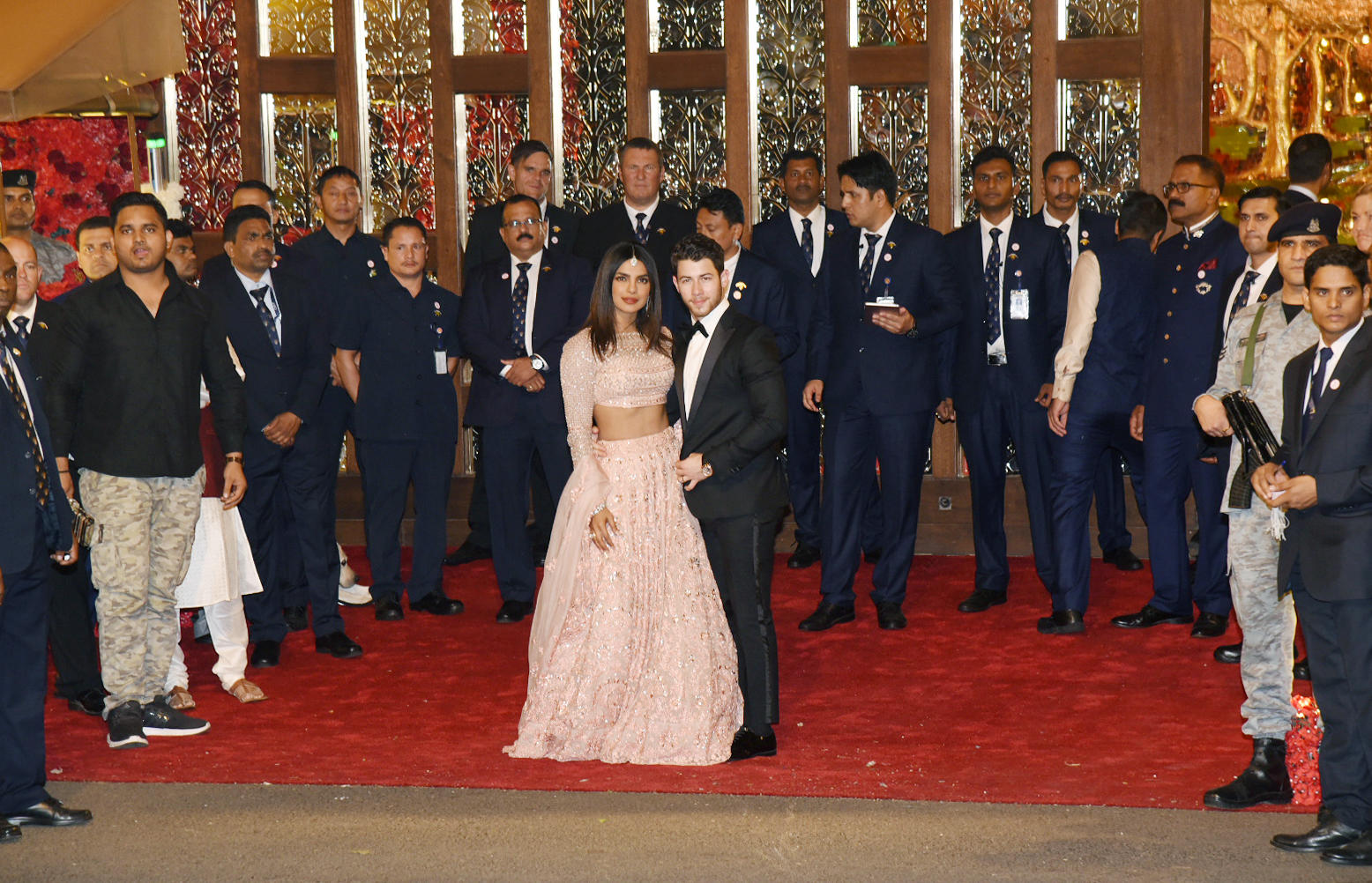 Isha Ambani and Anand Piramal wedding photos images marriage pictures videos